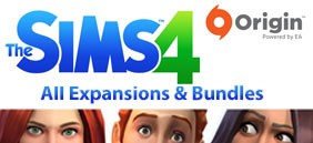 Buy Sims 4 Expansions